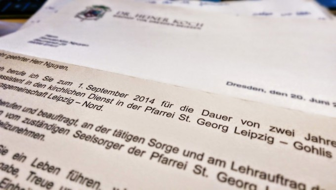 Gemeindereferent Pfarrei St. Georg Leipzig-Gohlis / Verantwortungsgemeinschaft Leipzig-Nord
