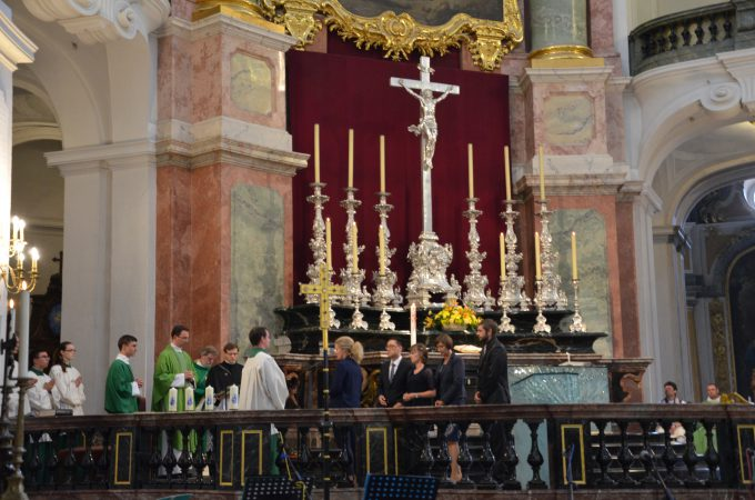 Beauftragung für den pastoralen Dienst