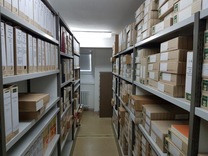 Forschungsaufenthalt am Deutschen Liturgischen Institut
