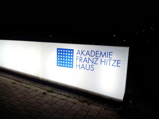 Praktikum Katholische Akademie Franz-Hitze-Haus Münster