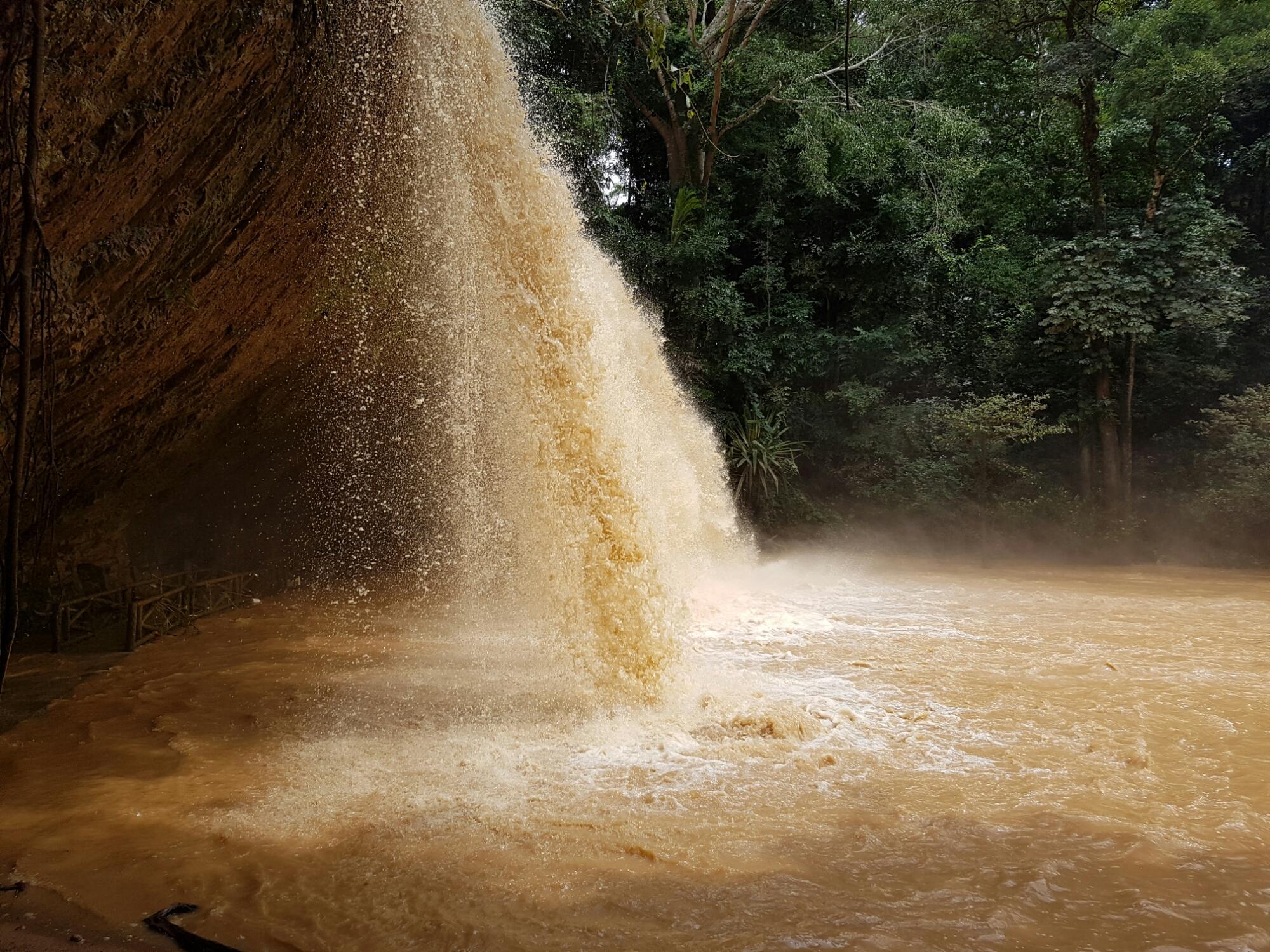 Wasser, überall Wasser